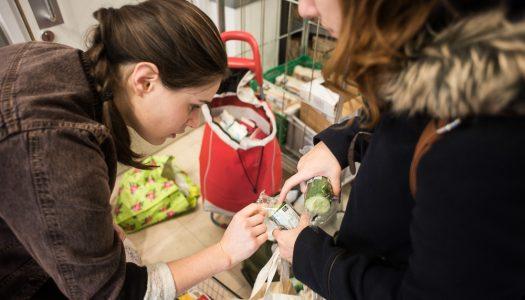 FoodCycle: LSE Hub – Waitrose Visit