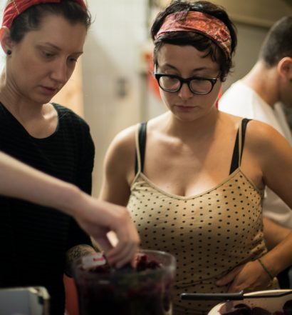 Dinner Exchange East - Documenting Food Waste by Photographer, Chris King
