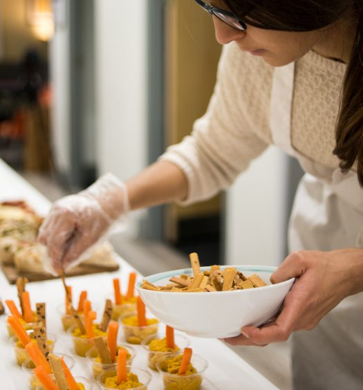 Sophie from Elysia – Meals and Events Catering using Surplus Food - Podcast by Food Is Wasted