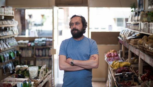 Meet Tolga – the grocer with a zero-food waste policy