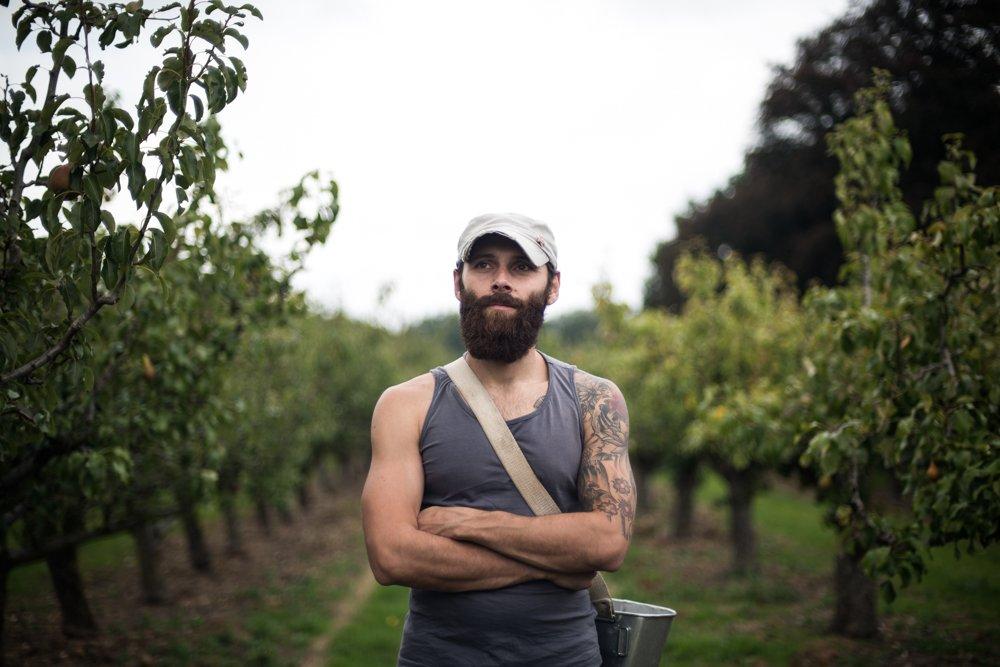 Gleaner - Volunteering for the Gleaning Network, part of Feedback Global