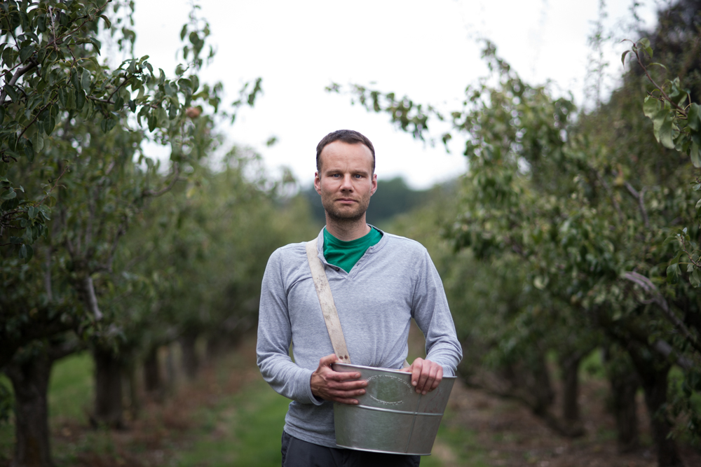 Dan Woolley - Gleaning Manager at the Gleaning Network, part of Feedback Global