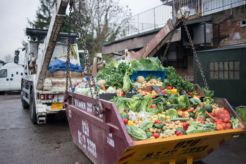 Stop the Rot Campaign - Food Waste Photography by Chris King